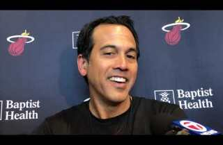 Spoelstra: Return for Dragic, Jones 'big step forward'