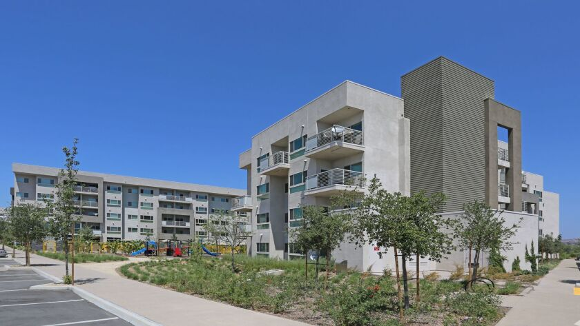 The Parc One apartments sold to R & V Management for $56.6 million.