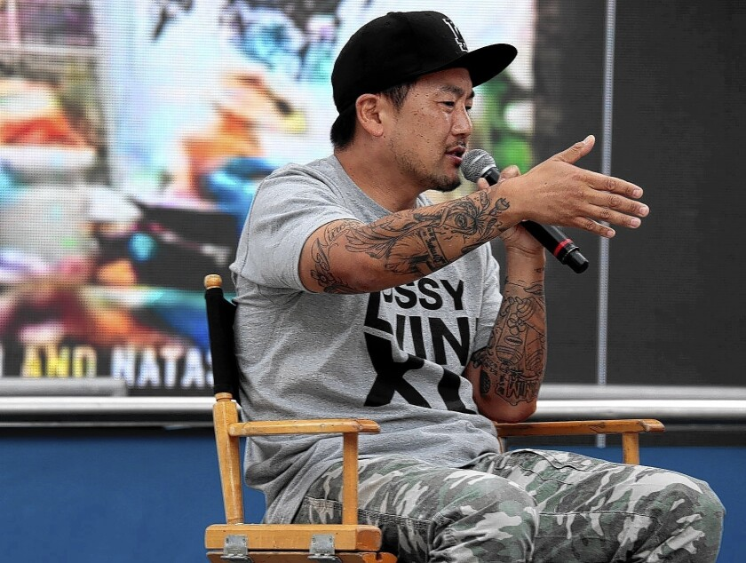 Learning in reverse brought Kogi chef Roy Choi to the top