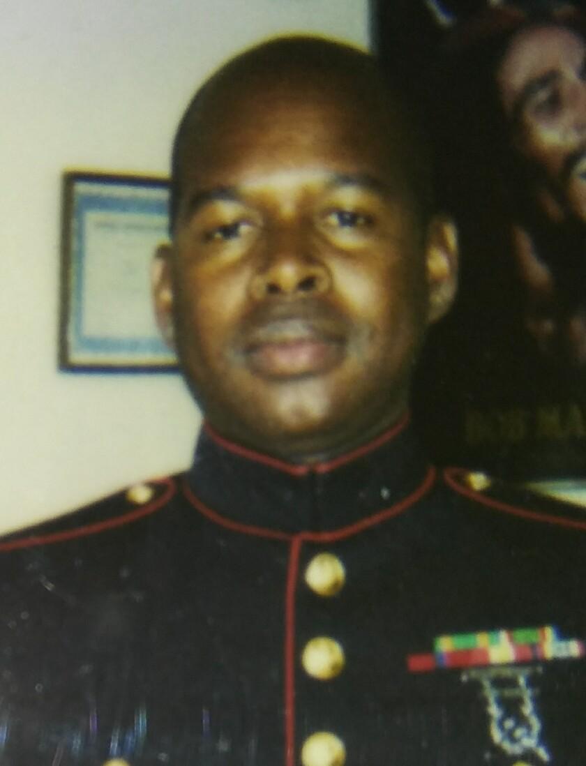 Roman Sabal in uniform