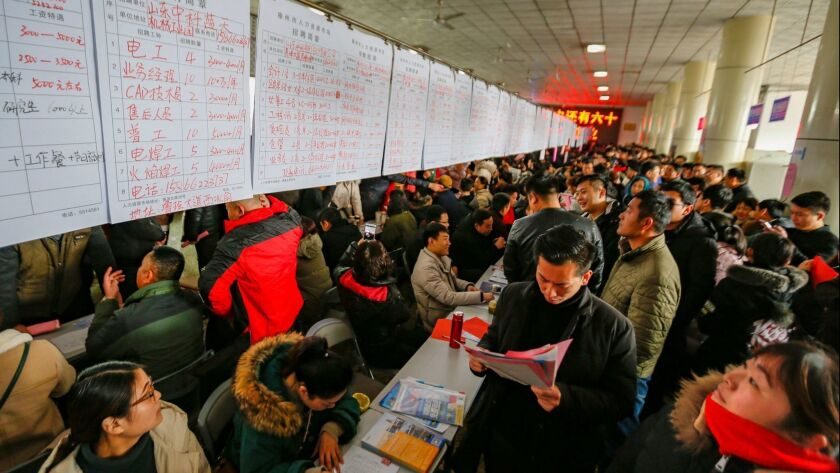 Chinese millennials are rejecting dull factory jobs — and