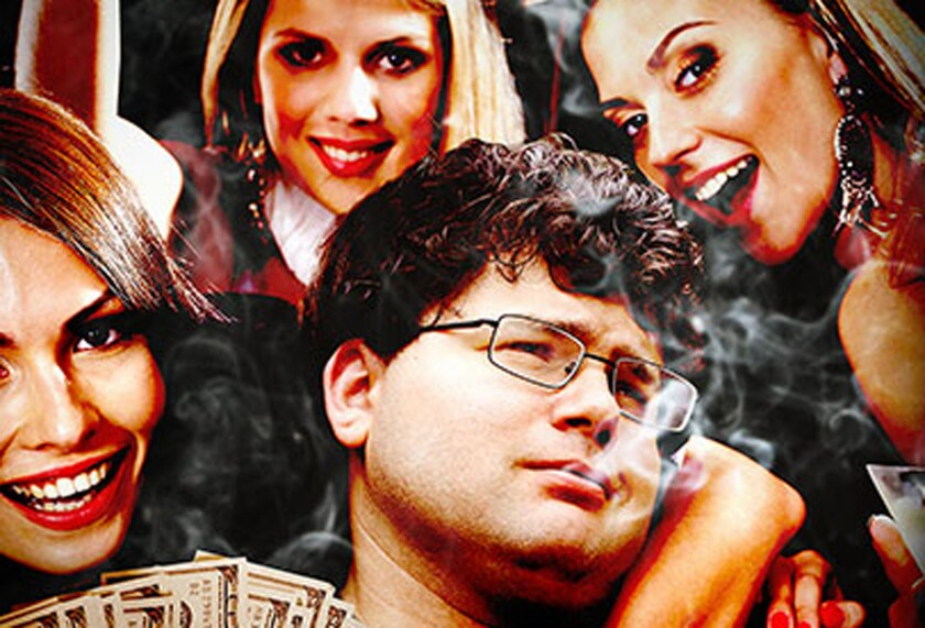 """The poster image for """"Kid Cannabis."""""""