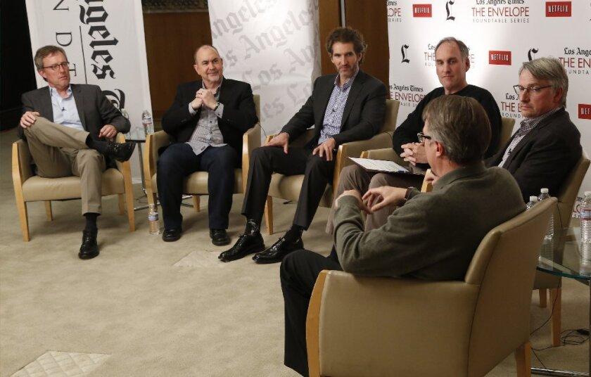 Showrunners panel