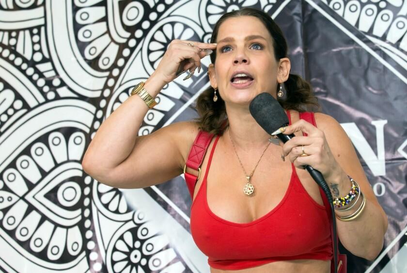 """""""Me voy sin inhibiciones y sin medidas porque me vuelvo una fiera"""", dijo la cubana en entrevista."""
