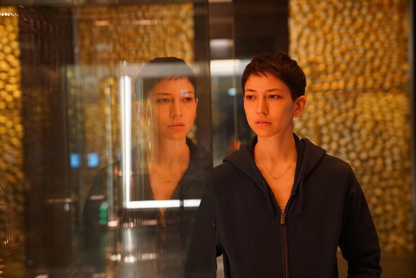 """Sonoya Mizuno in """"Devs"""""""