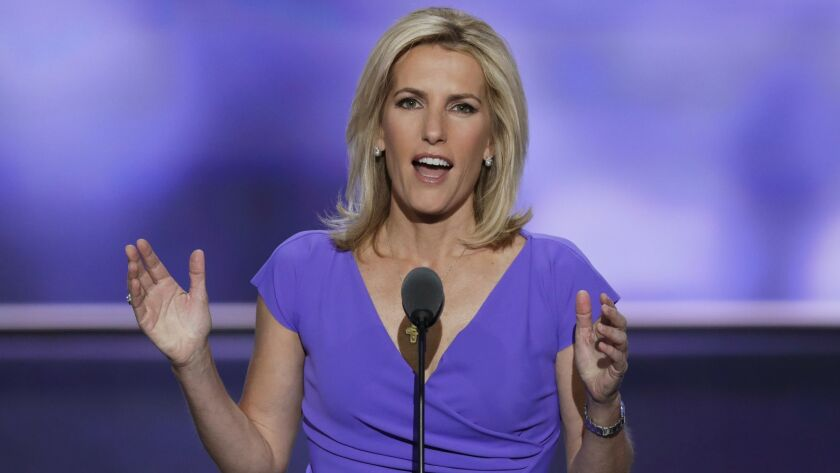 Facing boycott, Laura Ingraham apologizes for tweet about David ...