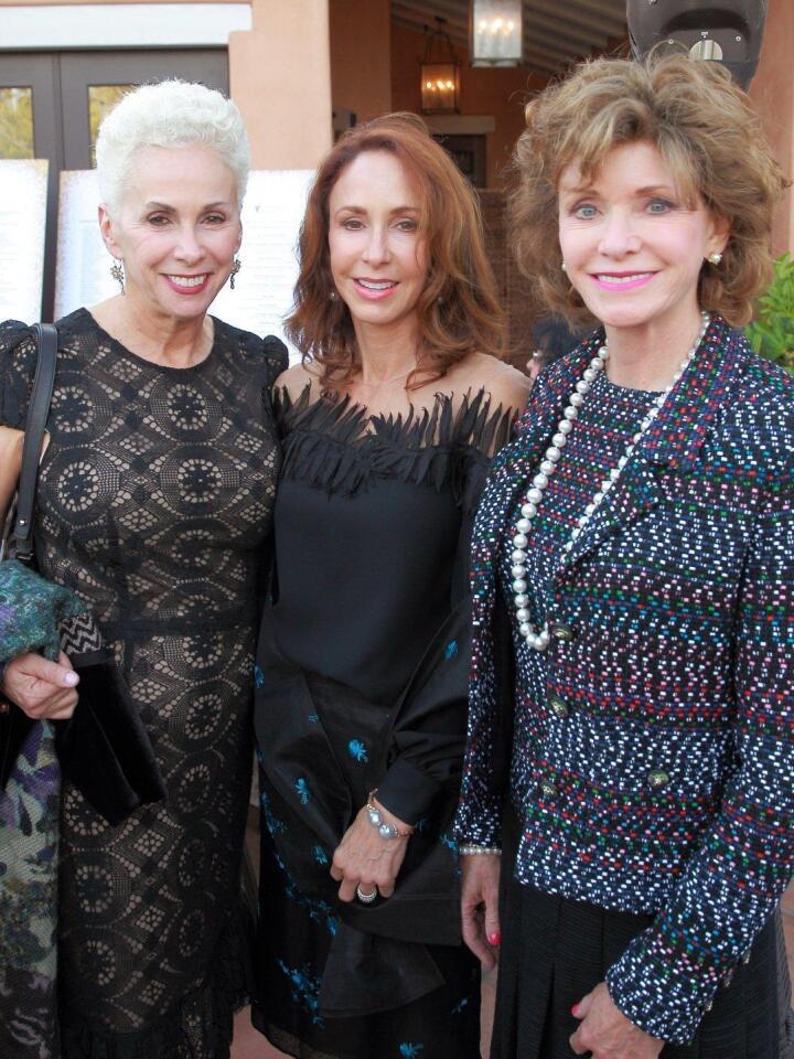Mary Drake, Tamara LaFarga, Susan Hoehn (Trustee)