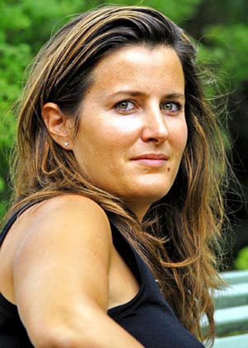 Virginie Taupenot-Daniel co-founded a wine group for women in 2000.