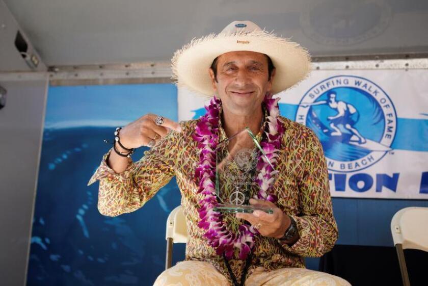 Fernando Aguerre, presidente de la Federación Internacional de Surf (ISA). EFE/Federación Internacional de Surf