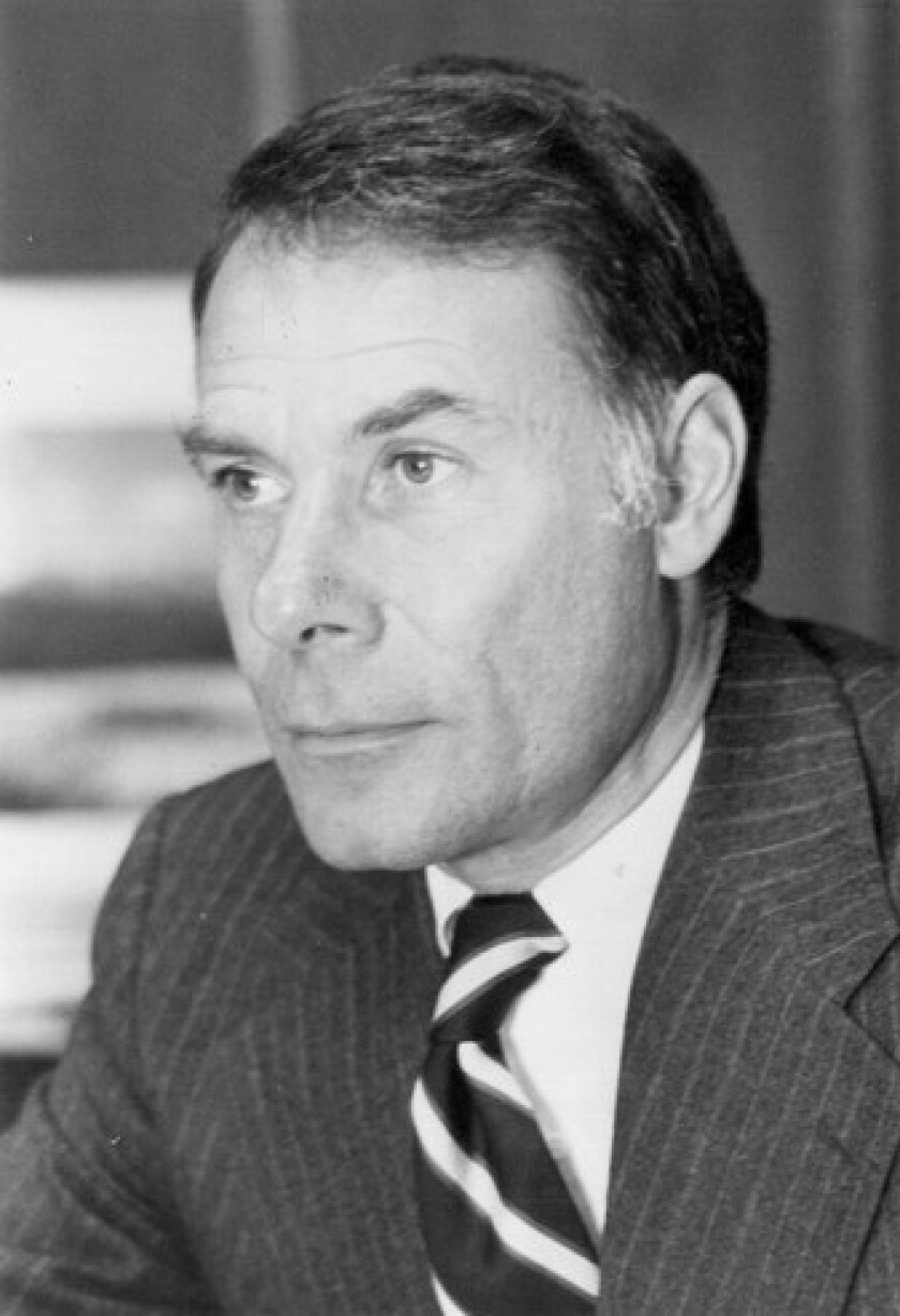 """Frank N. Magid led the development of the """"Action News"""" format."""