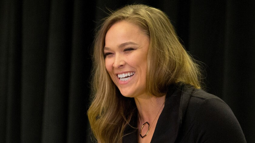 The People/Entertainment Weekly Network will stream video of Time Inc.-sponsored events such as the Sports Illustrated swimsuit issue, which this year featured fighter and actress Ronda Rousey.