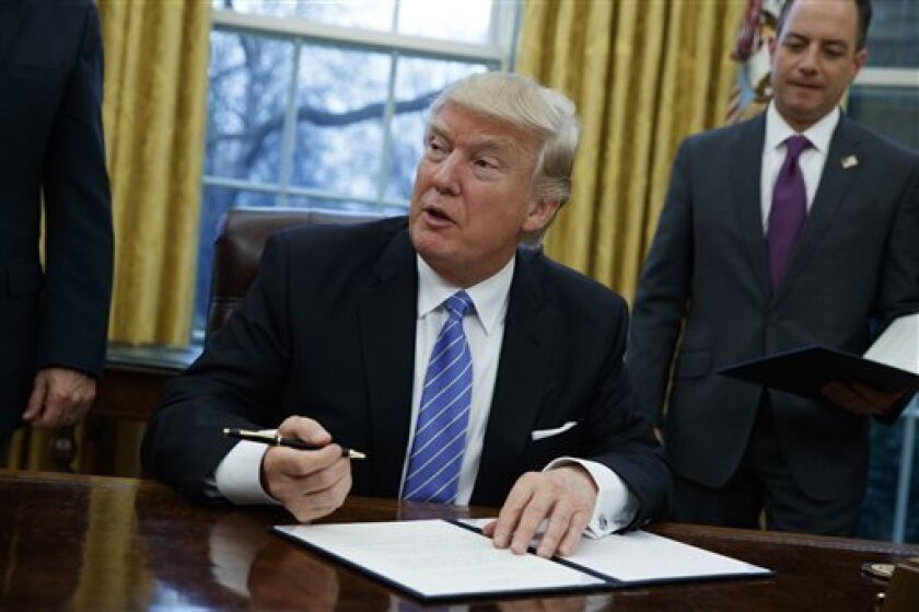 Con una mayoría republicana, Trump podría tomar solo la decisión de renunciar al acuerdo.