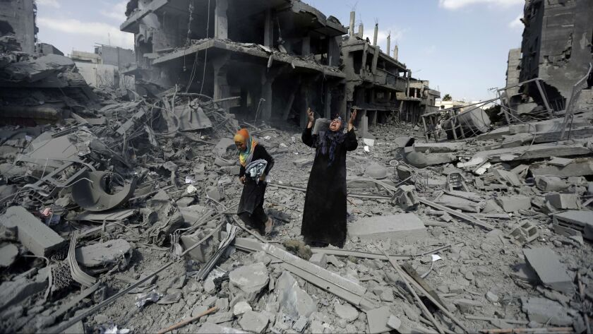 Life in the Gaza Strip — a cauldron of deficit, despair and