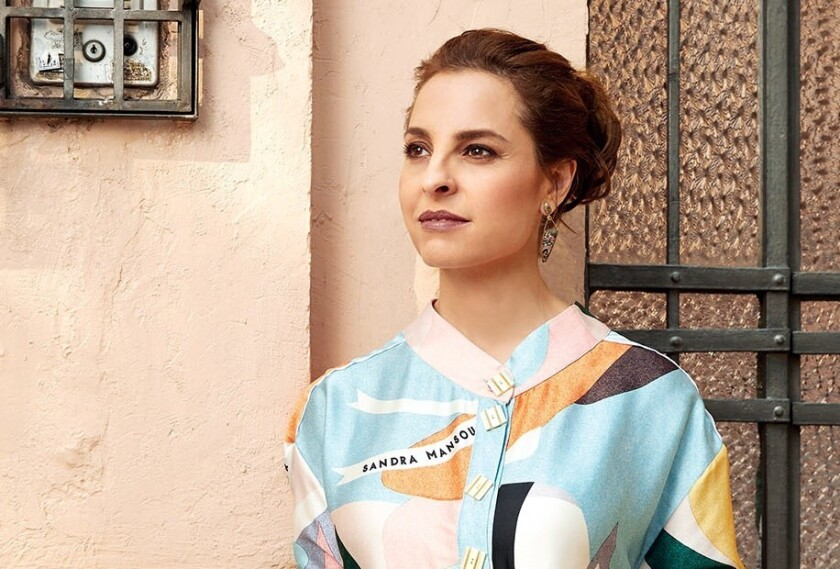 """Una imagen de Marina de Tavira, protagonista de """"Roma""""."""