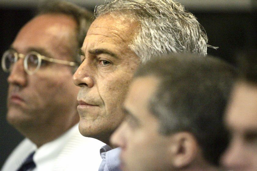 Jeffrey Epstein signed a will two days before death, records show