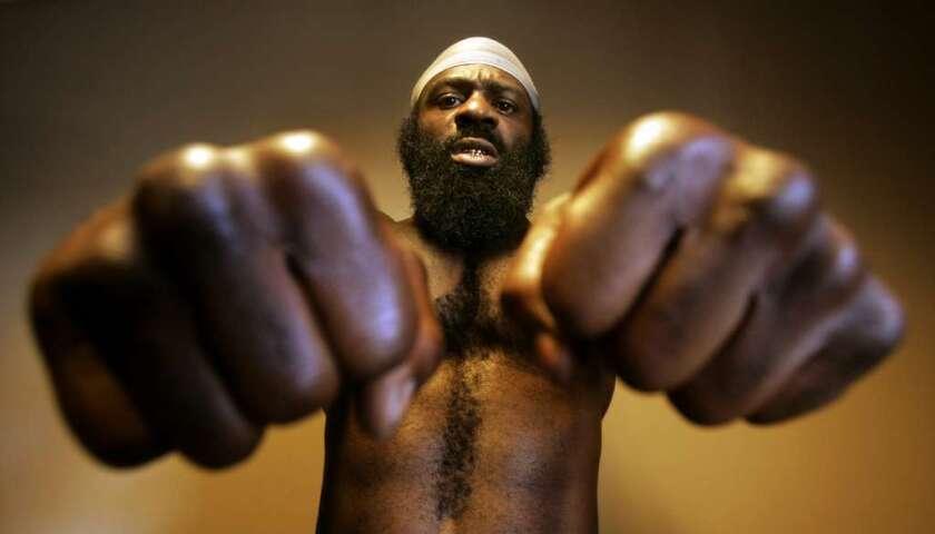 Street-fighting MMA sensation Kimbo Slice dead at 42