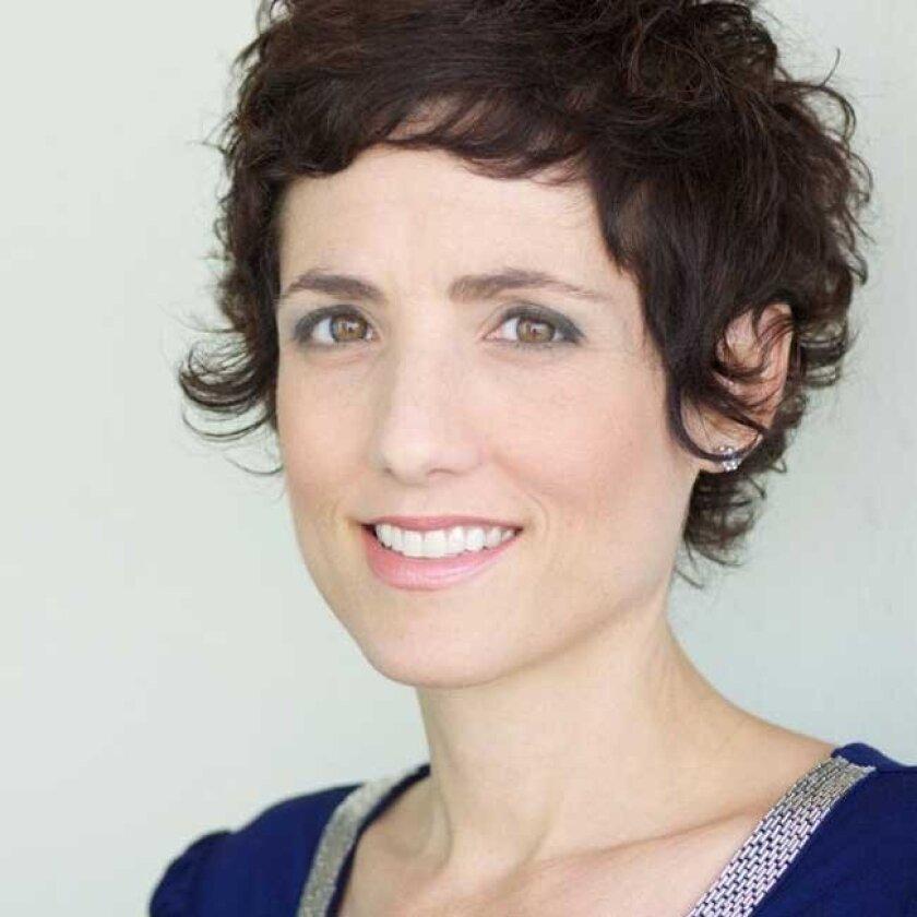 Susan Russo, food writer, cookbook author and U-T Superdiner.