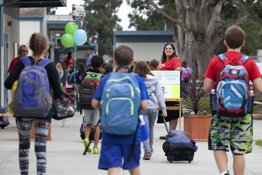 Anonymous donor's $7,813 gift pays off entire student lunch debt in Ocean View School District