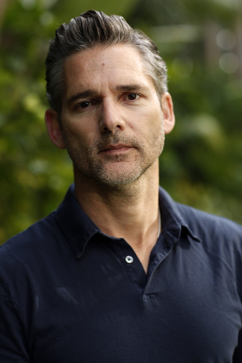 BEVERLY HILLS, CA., OCTOBER 25, 2018 ---Actors Eric Bana star in DIRTY JOHN, Bravo's adaptation of t