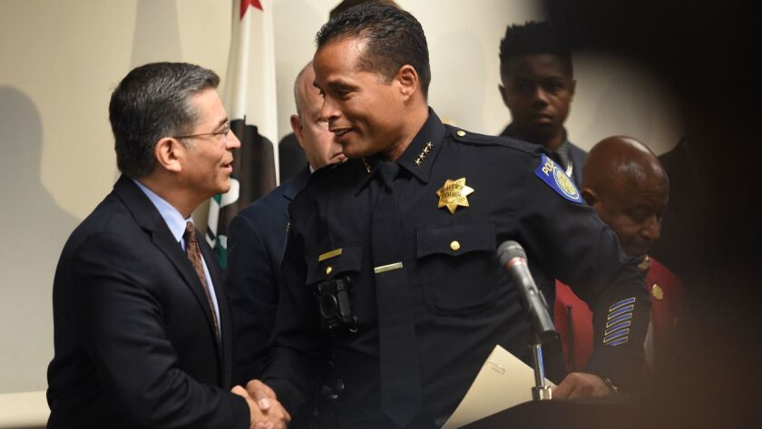 In anti-transparency era, Sacramento police chief sets positive example for others