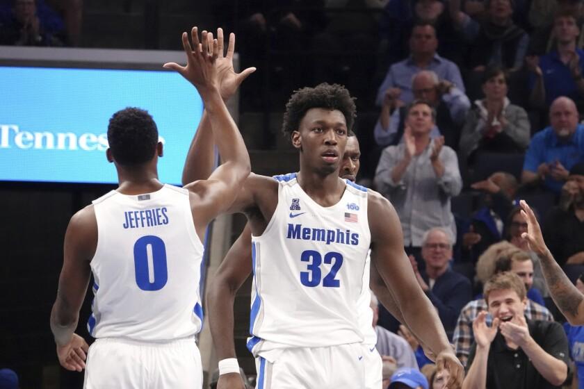S Carolina St Memphis Basketball