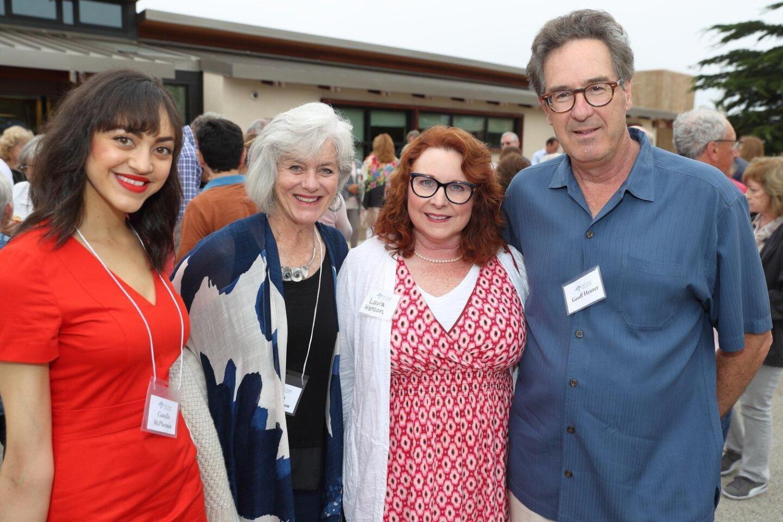 Camille McPherson, Lynn McPherson, Laura Henson, Geoff Heuter