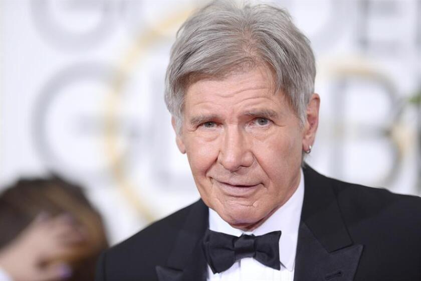 """""""Blade Runner 2049"""", la cinta que será la secuela de la célebre película de ciencia-ficción """"Blade Runner"""", mostró hoy sus primeras imágenes a través de un vídeo en el que se vio por primera vez a sus protagonistas Harrison Ford y Ryan Gosling. EFE/ARCHIVO"""