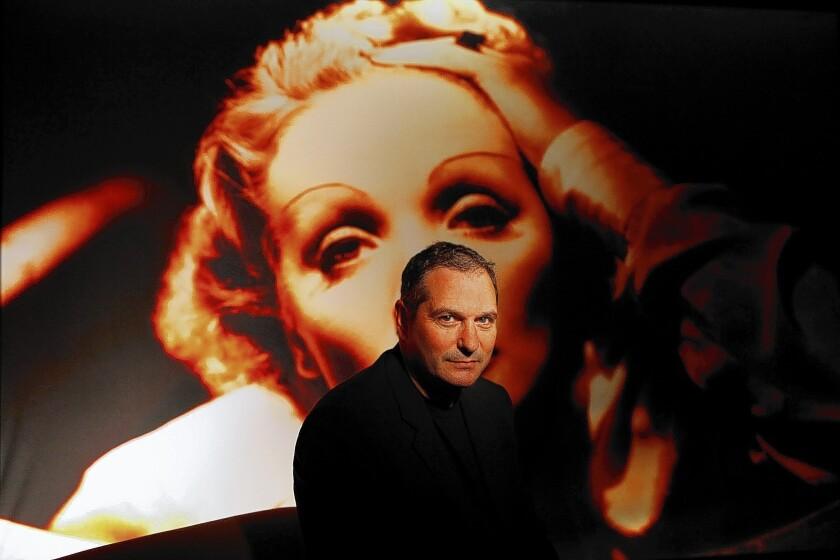 Writer-director Scott Frank at the Redbury Hotel.