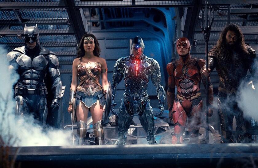 """Muchos de los seguidores de DC piensan que 'Justice League' tiene una """"maldición""""."""