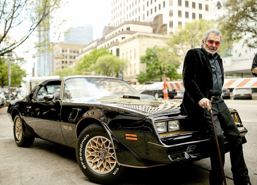 """Burt Reynolds attends the screening of """"Smokey and the Bandit"""" during the 2016 SXSW Music, Film + Interactive Festival at Paramount Theatre on March 12, 2016 in Austin, Texas."""