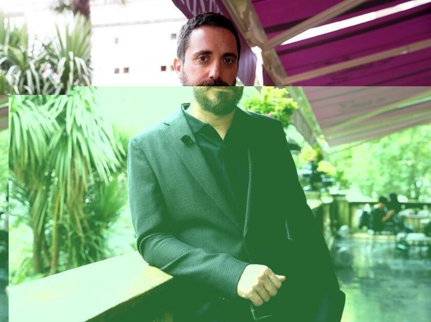 El director chileno Pablo Larraín durante una entrevista con Efe. EFE/Archivo