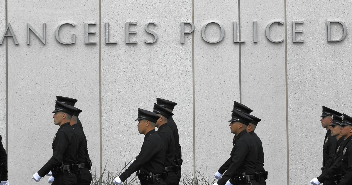 LAPD bestätigt seinen ersten coronavirus-Fall, ein supervisor in der Pacific Division