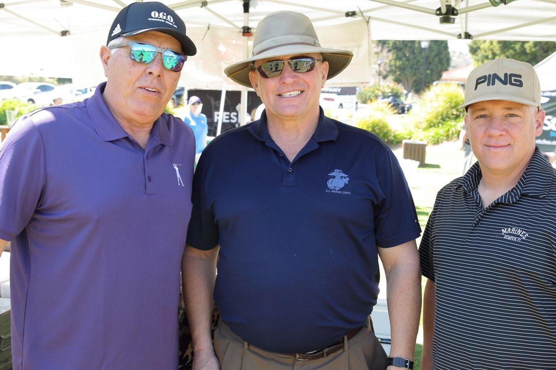 Ted Rossin, Mark O'Laughlin, Ryan Hermance