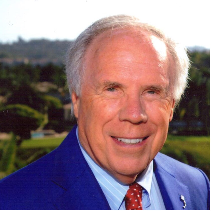 La Jollan Blair Sadler co-founded the nonprofit Access Youth Academy after retiring as president of Rady Children's Hospital.