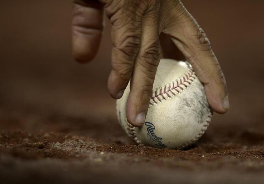 """Major League Baseball (MLB) y USA Baseball anunciaron hoy en Puerto Rico que su programa """"Fun at Bat"""", diseñado para las clases de educación física de escuelas primarias y que impacta a más de 1 millón de estudiantes en los Estados Unidos, se implementó hoy en la isla. EFE/Archivo"""