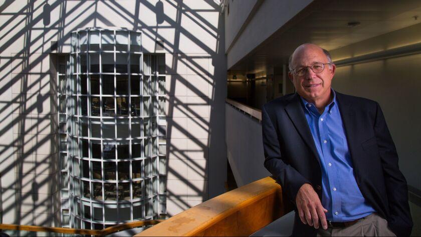 Peter Schultz, president of The Scripps Research Institute.