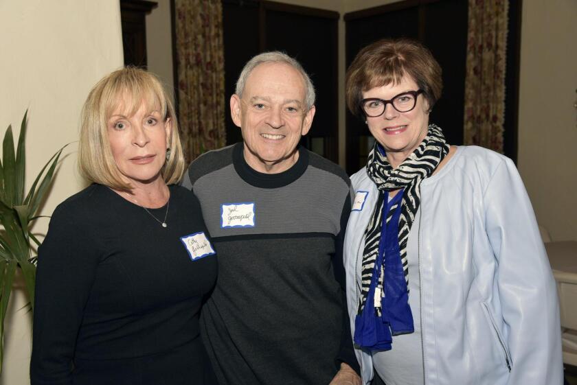 Cathy and Joel Gottesfeld, Kathy Crossin