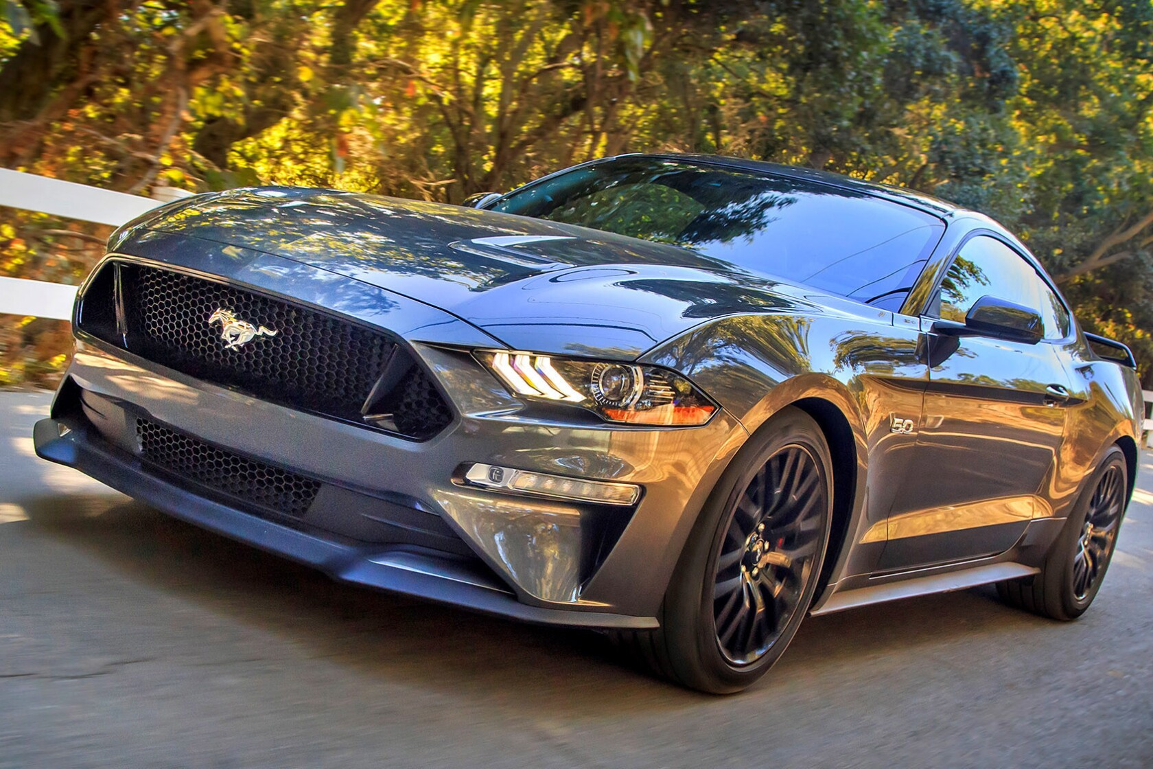 Review: 2018 Ford Mustang: Best sports car buy in town? - Los Angeles Times