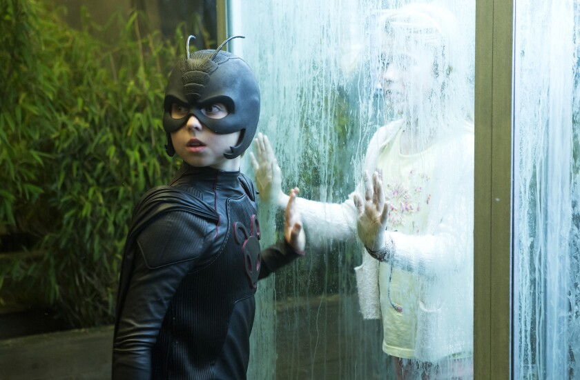 """Oscar Dietz stars as Antboy/Pelle in """"Antboy."""""""