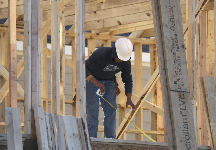 The furture of new home construction in the rural and semi-rural parts of the county is up in the air