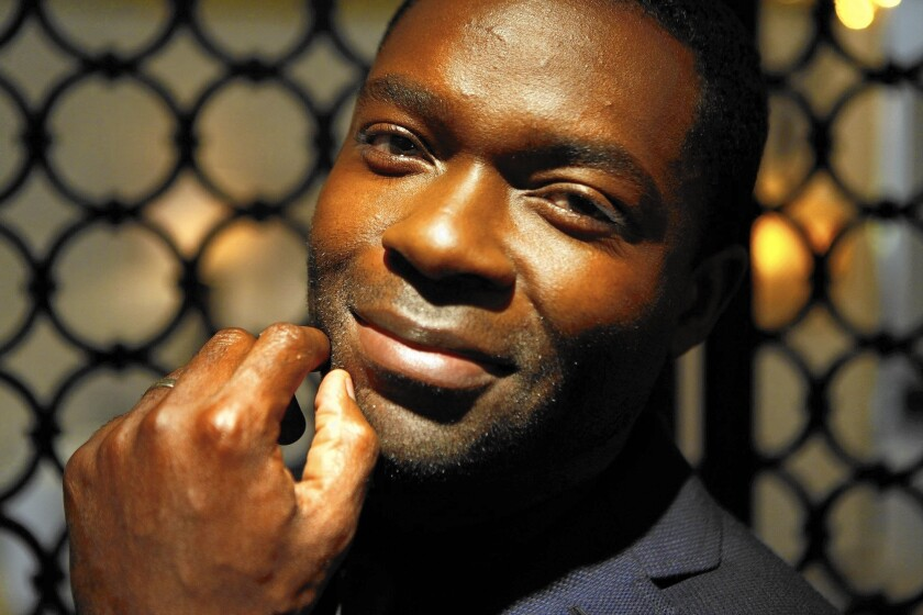 Actor David Oyelowo was among those invited to join the motion picture academy.