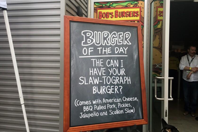 Bob's Burgers Shakeover