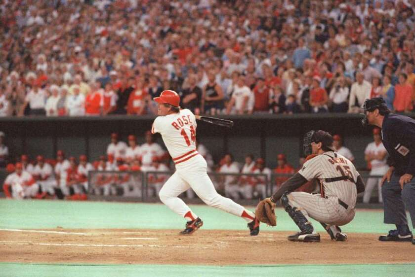 Don't look for any Pete Rose footage on Fox, according to sportscaster Tim McCarver.