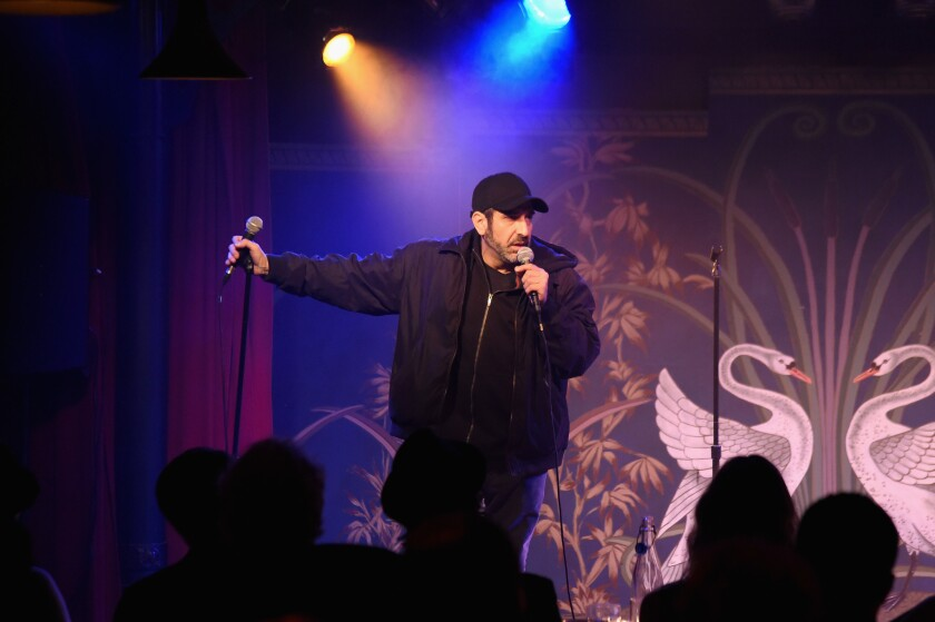 Comedian Dave Attell