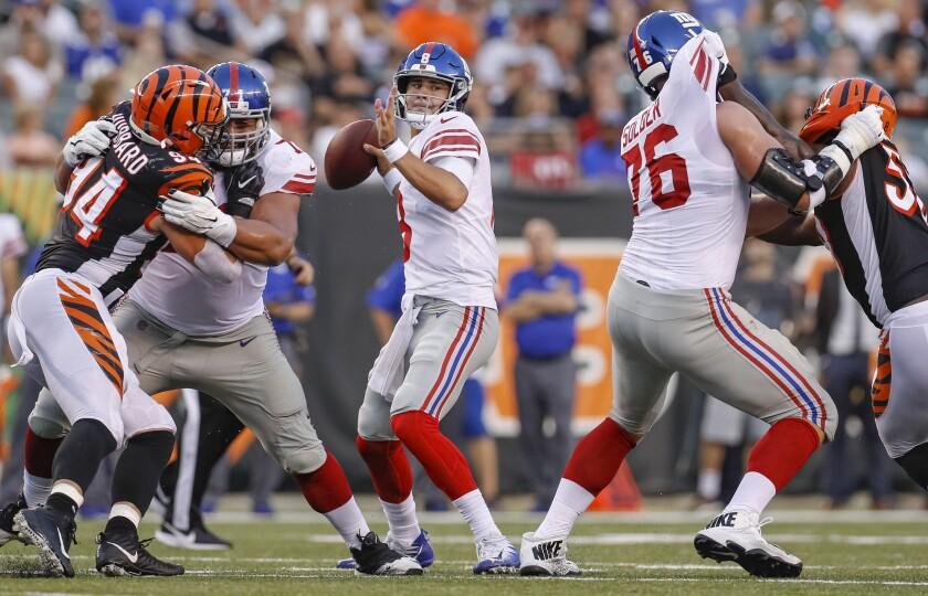 New York Giants vs. Cincinnati Bengals