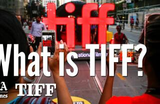What is the Toronto International Film Festival?