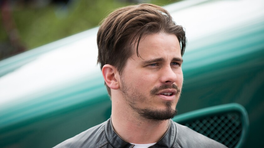 """Jason Ritter as Mike in the movie """"7 Minutes."""""""