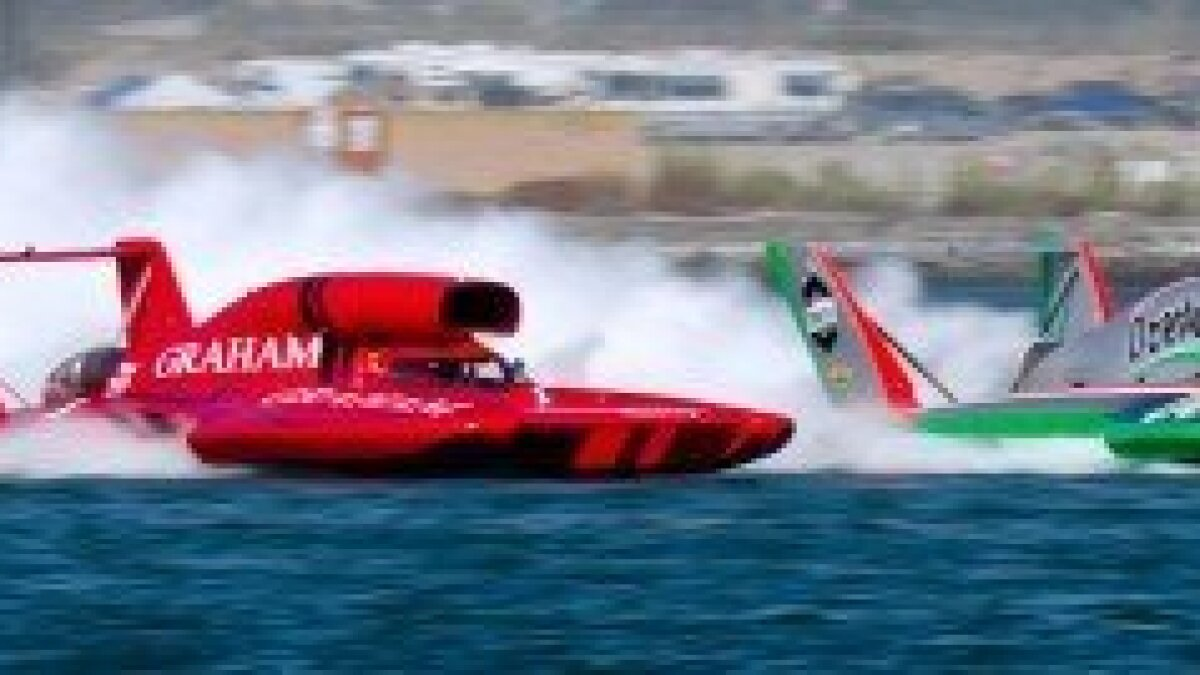 AutoMatters+: Unlimited Hydroplane Racing at San Diego