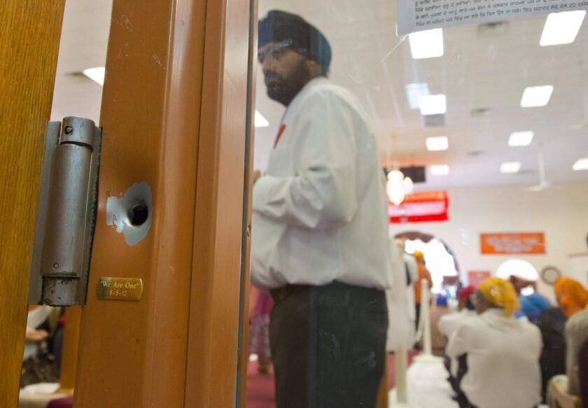 Investigadores han dicho que los actos de violencia causados por extremistas nacidos en Estados Unidos han aumentado en los pasados cinco años. (Foto AP/Jeffrey Phelps)