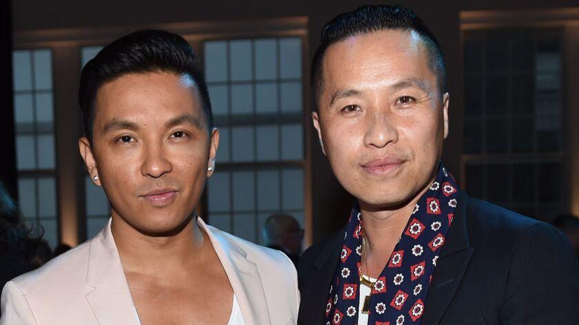 Prabal Gurung and Phillip Lim